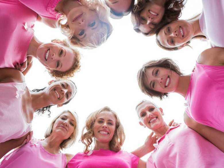 Październik miesiącem walki z rakiem piersi