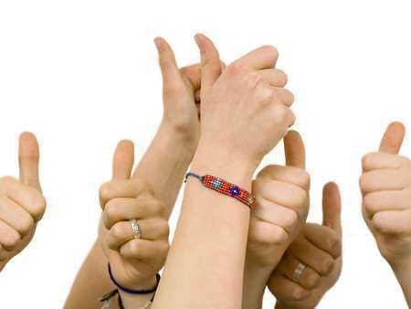Mowa ciała - co znaczą gesty?