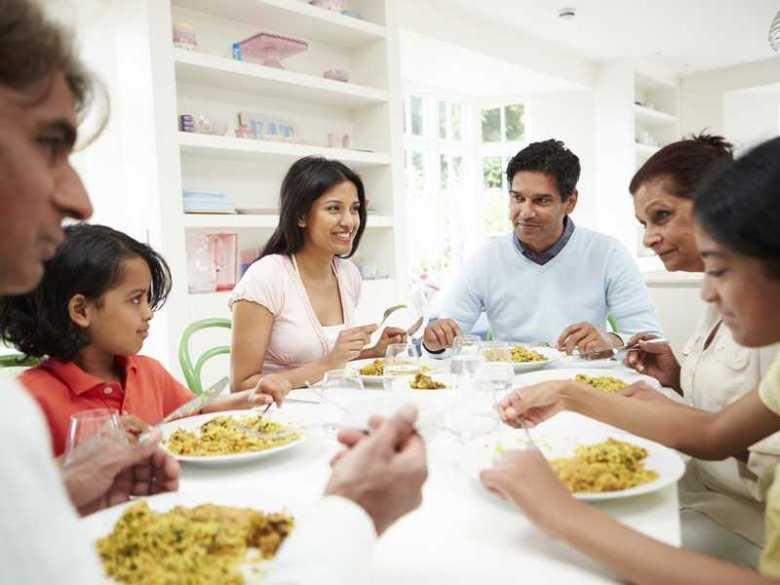 Spożywanie rodzinnych posiłków przez dziewczęta a ryzyko popadnięcia w nałóg