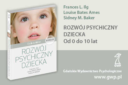 Okładka książki Rozwój psychiczny dziecka