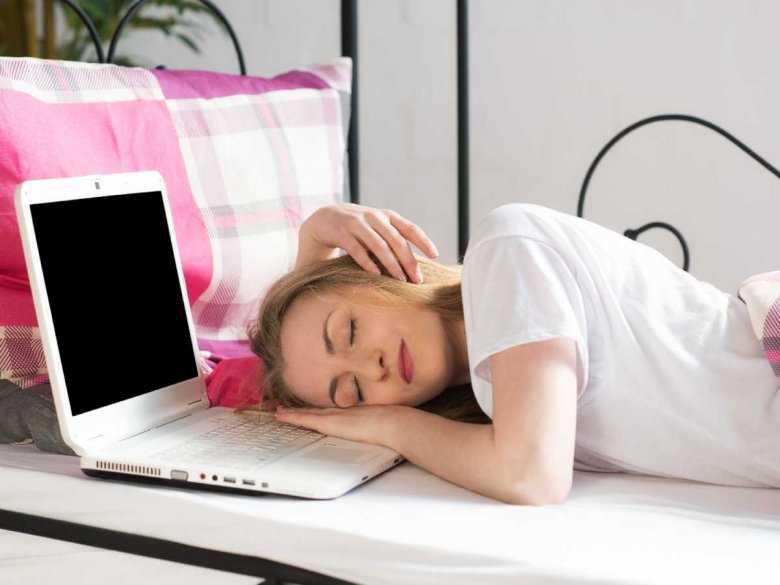 Konsekwencje zbyt małej ilości snu