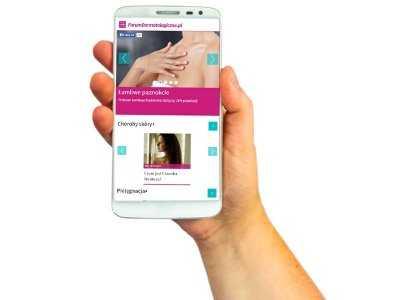 ForumDermatologiczne.pl w wersji mobilnej