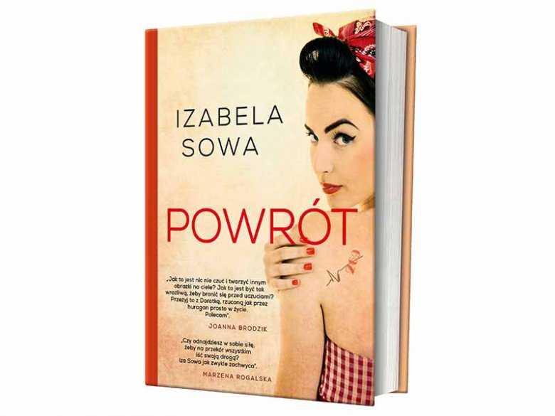 Wywiad z Izabelą Sową, autorką książki