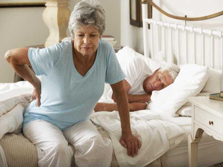 Bóle kręgosłupa po zabiegach neurologicznych