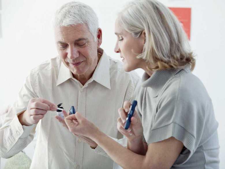 Cukrzyk w gabinecie dentystycznym