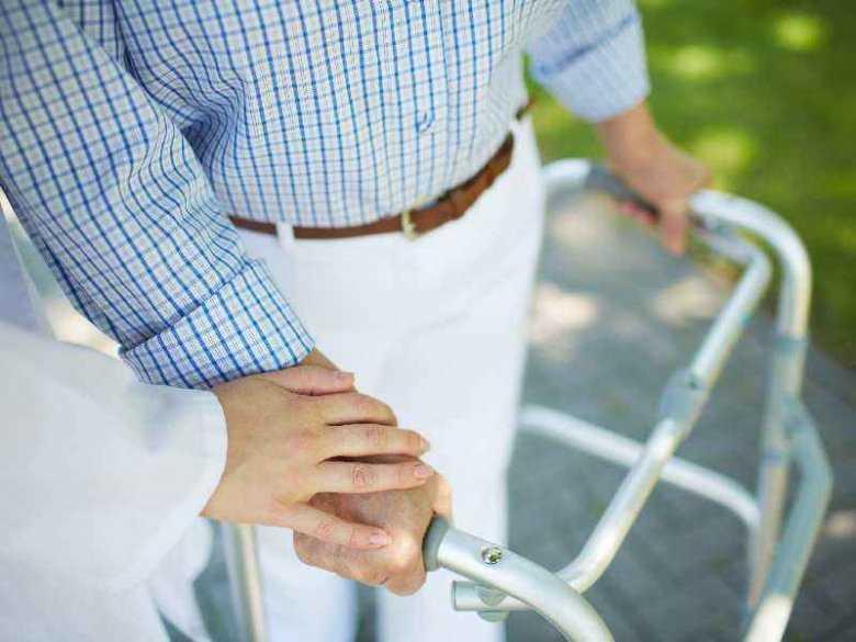 Zapobieganie upadkom u osób w podeszłym wieku