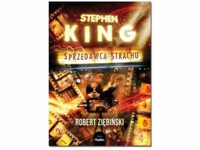 """Recenzja książki """"Stephen King. Mistrz grozy z perspektywy kina."""""""