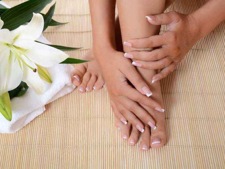 Rogowacenie stóp i dłoni