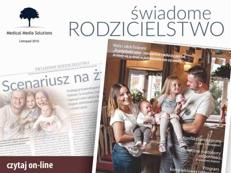 """Kampania """"Świadome Rodzicielstwo"""""""