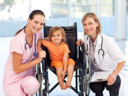 Hospitalizacje dzieci z powodu zakażeń skóry
