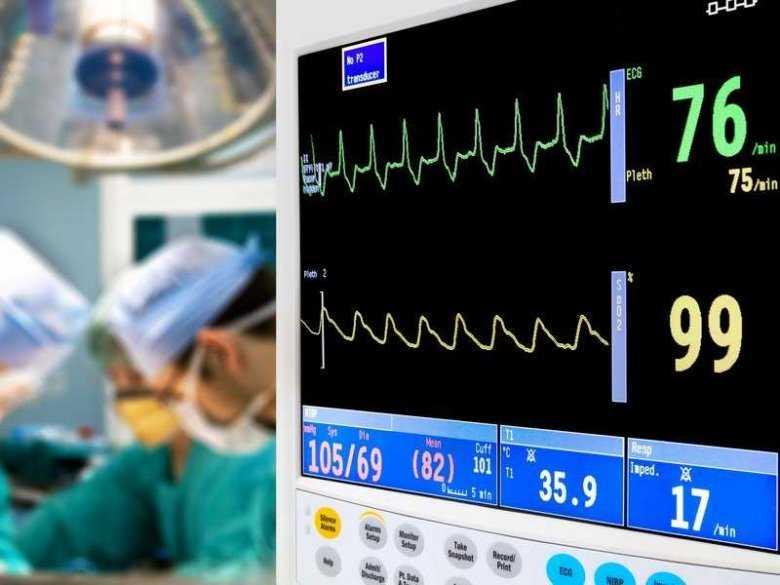 Operacja w warunkach szpitalnych