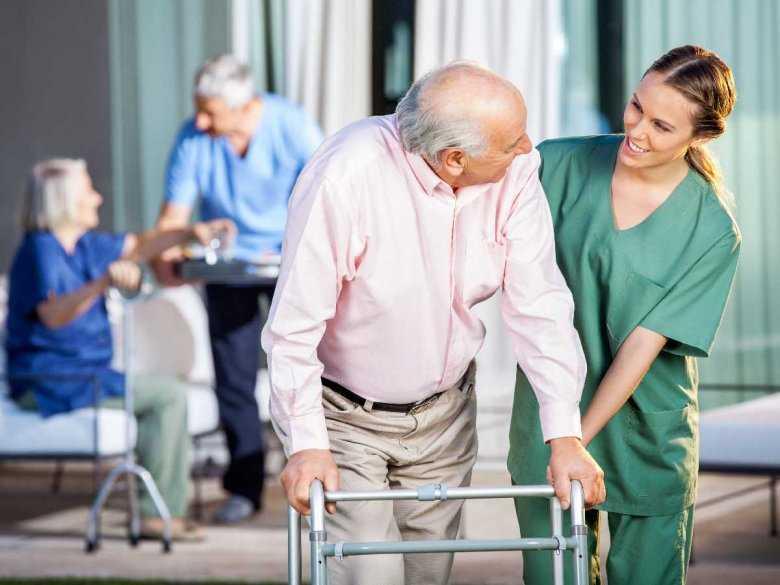 Diagnoza i opieka nad osobą dotkniętą chorobą Parkinsona