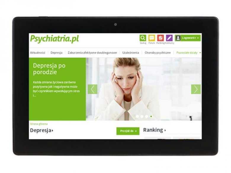Psychiatria.pl w wersji mobilnej