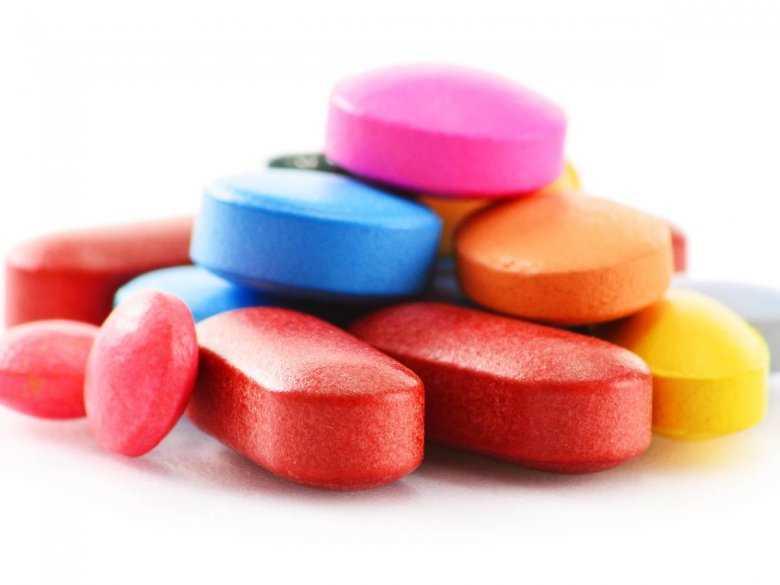 Za dużo leków psychotropowych!
