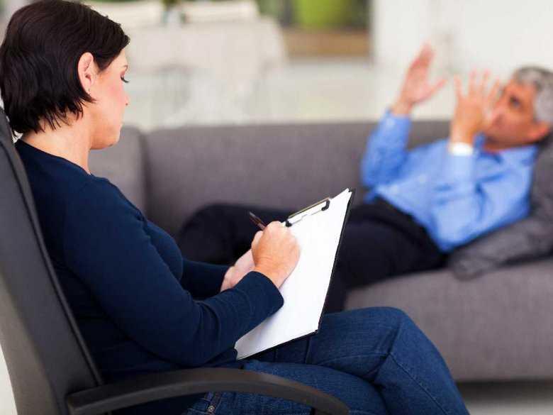 Terapia u psychologa