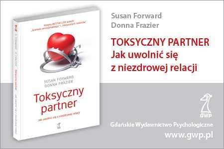 Okładka książki Toksyczny partner