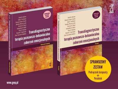 Transdiagnostyczna terapia zaburzeń emocjonalnych