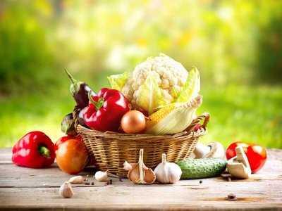 Warzywa i owoce w profilaktyce chorób układu krążenia