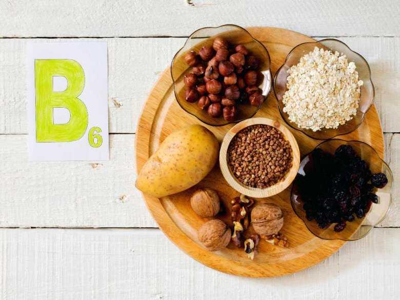 Artykuły spożywcze bogate w witaminę B