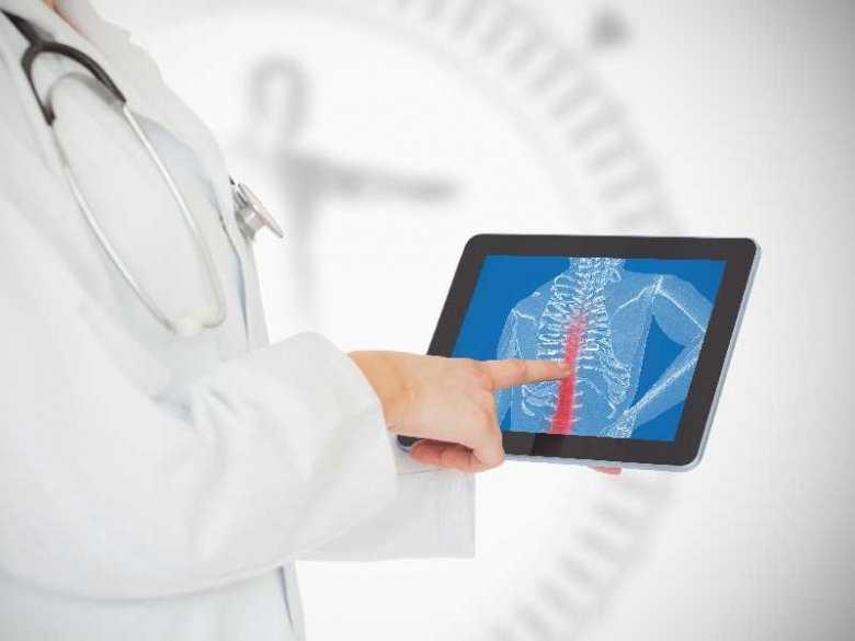 Pierwotny łagodny nowotwór kręgosłupa - kostniak zarodkowy
