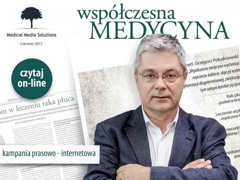 """Startuje ogólnopolska kampania """"Współczesna medycyna"""
