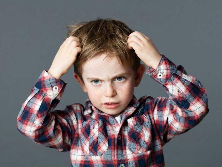 Zaburzenia zachowania u dziecka