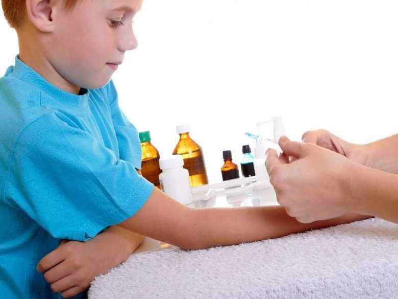 Szczepienia ochronne u dziecka z mukowiscydozą