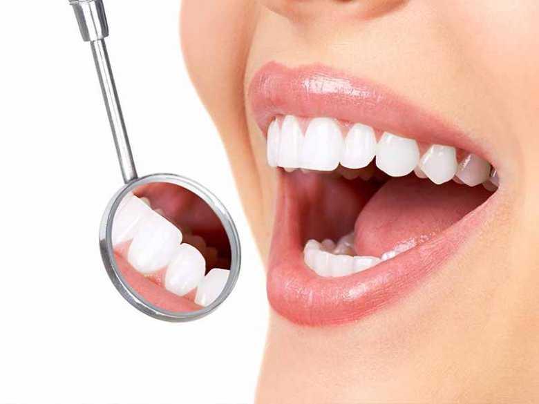 Sprawdzanie stanu zębów