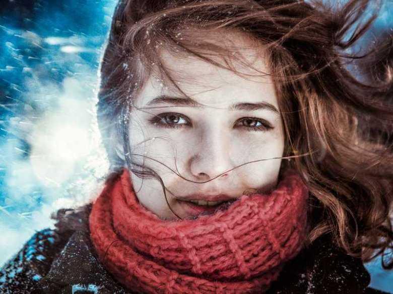 Pielęgnacja ciała zimą