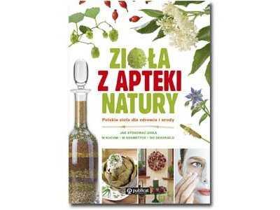 Recenzja książki: Zioła z apteki natury