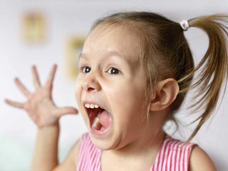 Negatywne emocje u dzieci