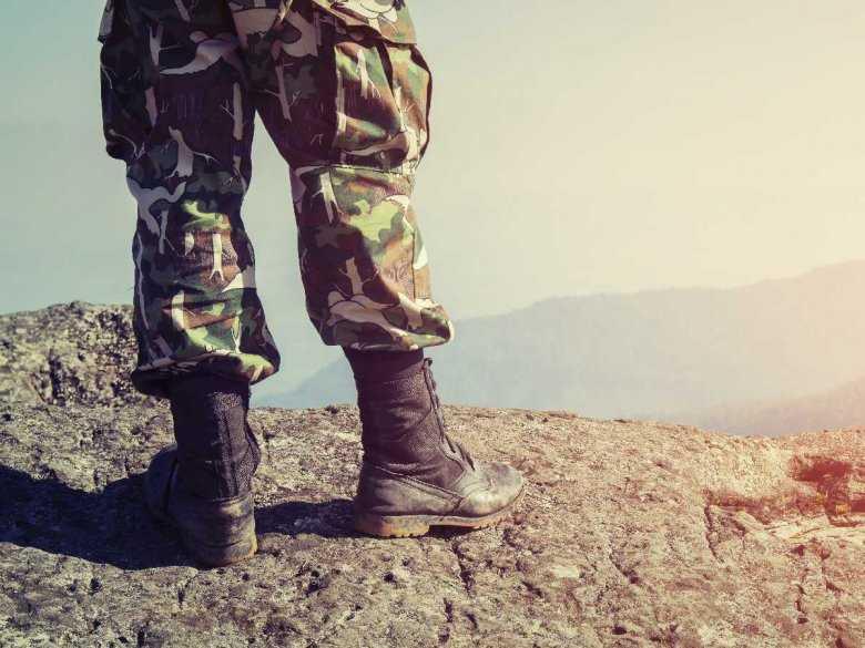 Byli żołnierze wymagają pomocy