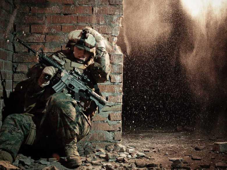 Problemy psychiczne weteranów wojny w Iraku