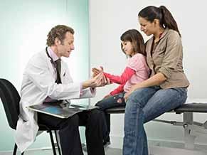 Przypadki pediatryczne
