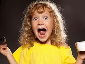 Zdrowe zęby dzieci