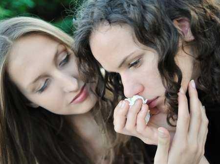 Problemy z nosem