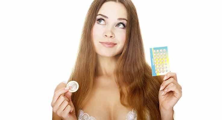 Obniżona skuteczność tabletki antykoncepcyjnej