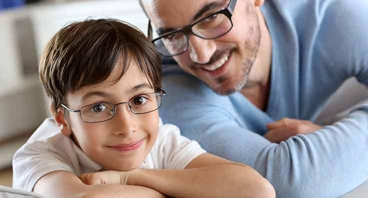 Laserowa korekcja wady wzroku u dziecka