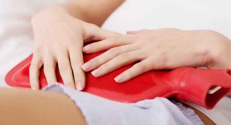 O czym może świadczyć ból jajników?