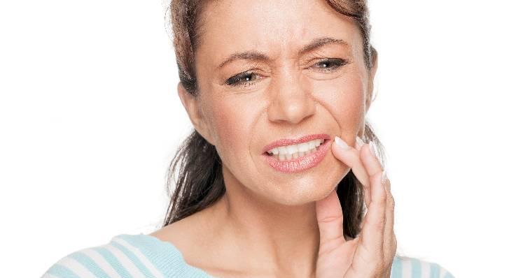 Nadwrażliwe szyjki zębowe