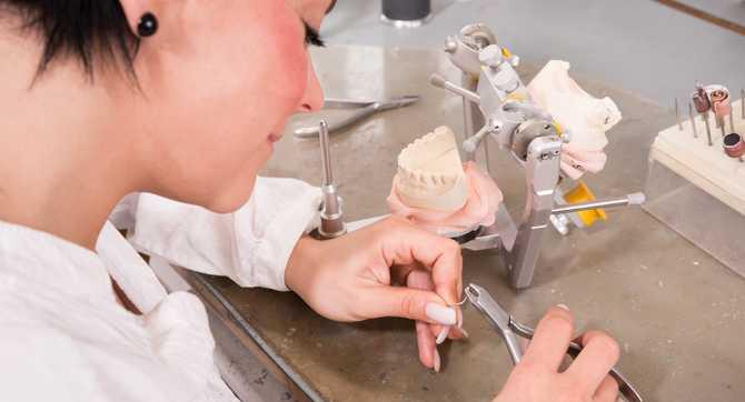 Higiena protezy